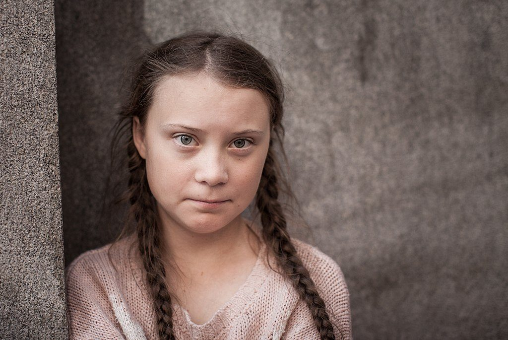 greta thunberg